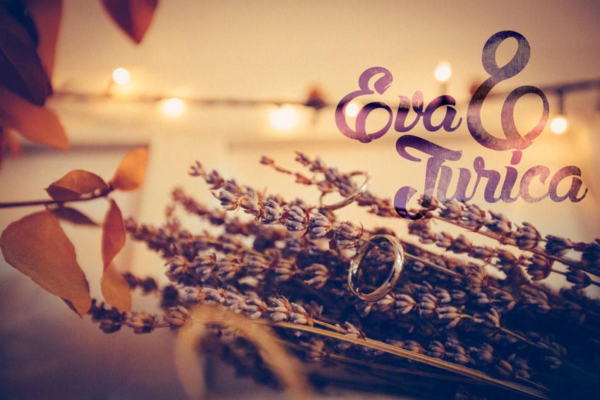 vjenčano prstenje Eve i Jurice