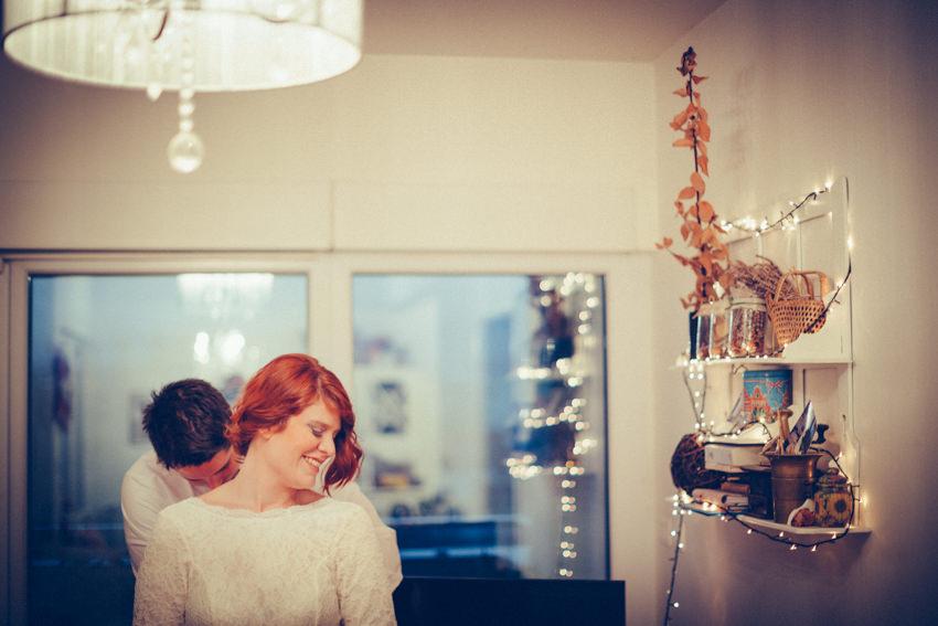 oblačenje vjenčanice
