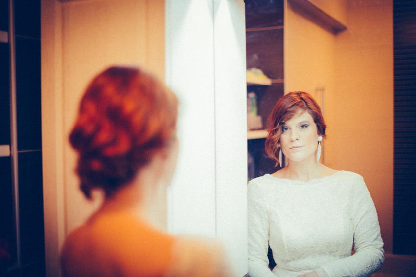 mladenka u vjenčanici