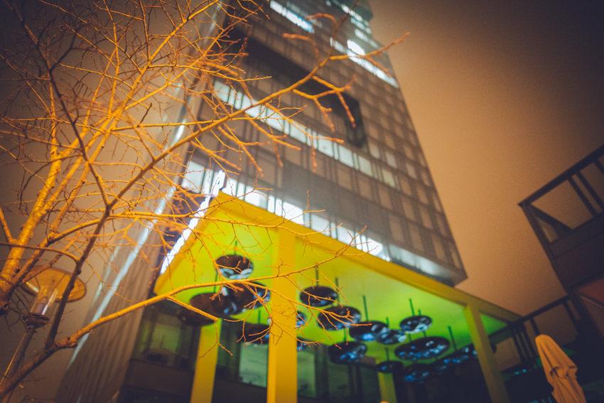 Eurotower Lobby Zagreb