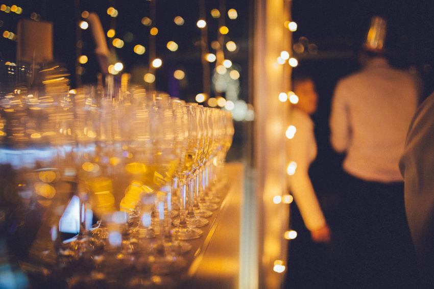 šampanjac u ponoć