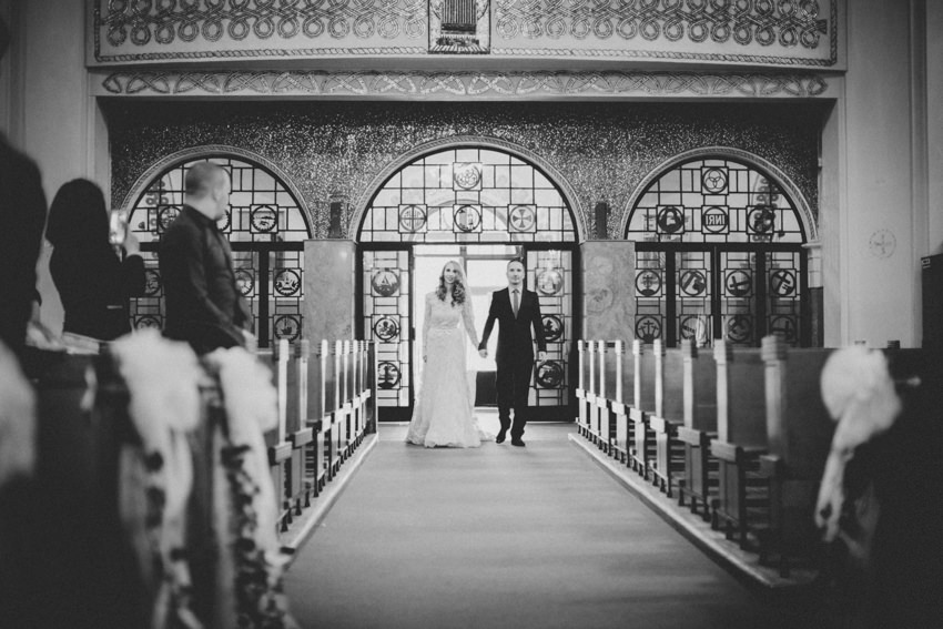 ulazak u crkvu