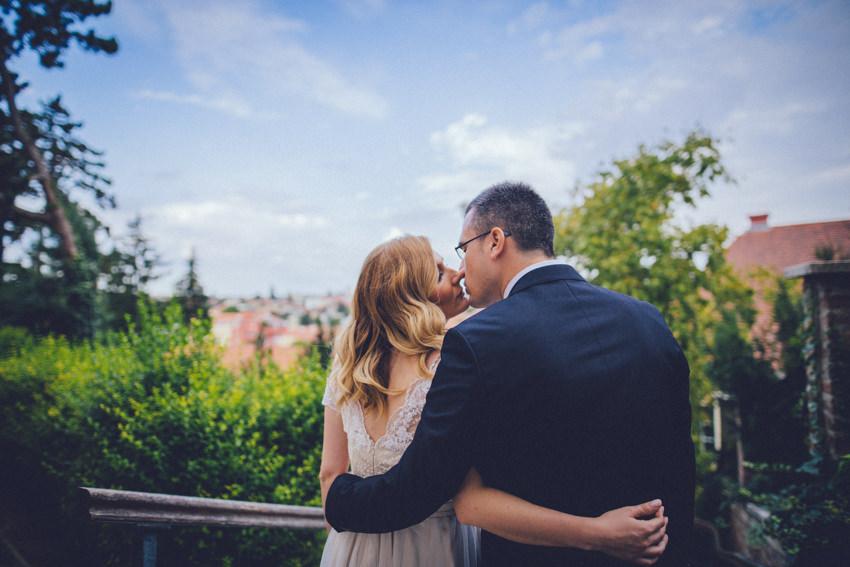poljubac na Gornjem gradu