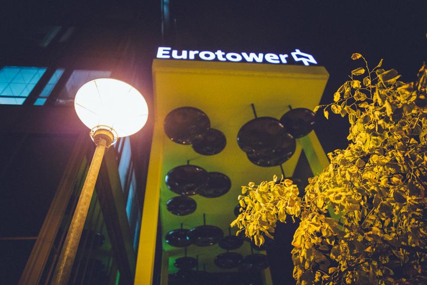 Lobby Eurotower