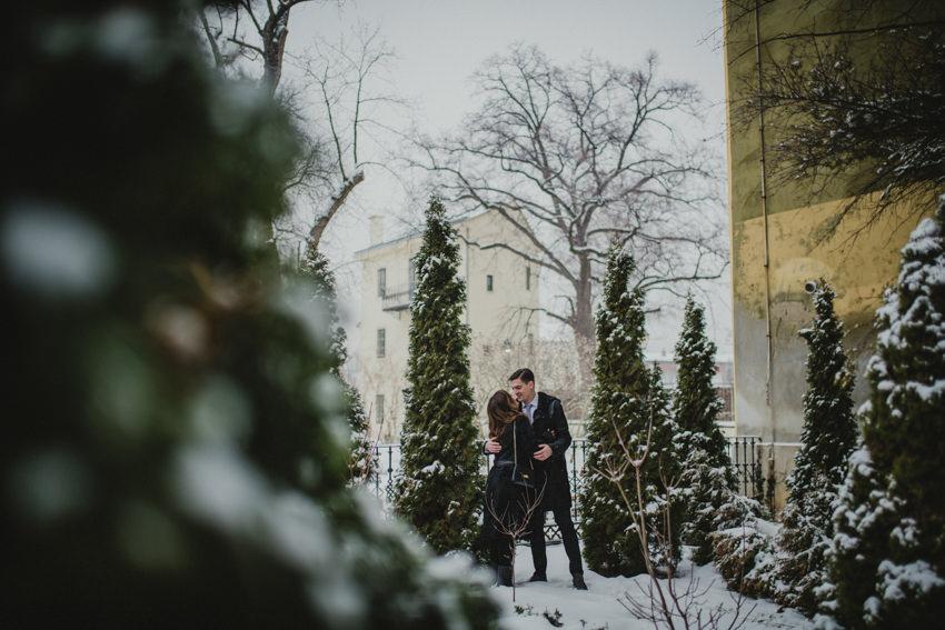 zimsko vjenčanje zagreb na snijegu
