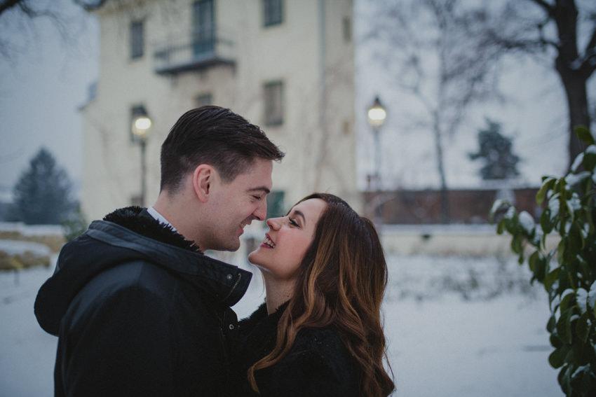 zimska romantika