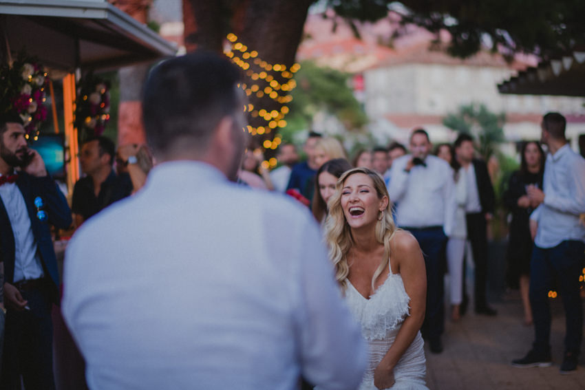 prvi ples i vesela mlada