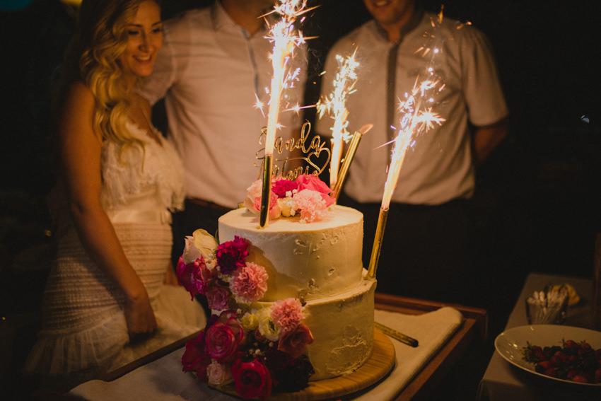 torta s prskalicama