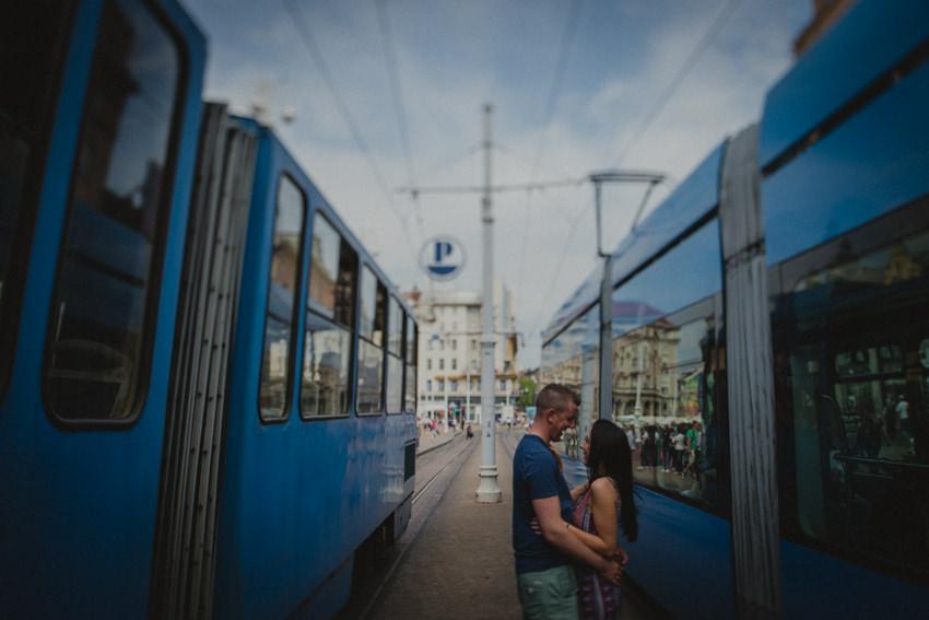 prewedding session Zagreb